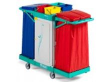 TTS-Magic-Line- 230S-Safety-wozek-serwisowy-higieniczny-do-sprzatania-na-brudna-czysta-bielizne