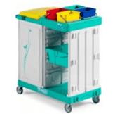 TTS-Magic-Line- 300P-Professional-wozek-serwisowy-higieniczny-do-sprzatania-na-brudna-czysta-bielizne