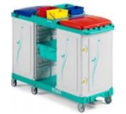 TTS-Magic-Line- 390P-Professional-wozek-serwisowy-higieniczny-do-sprzatania-na-brudna-czysta-bielizne