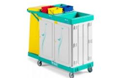 TTS-Magic-Line- 400S-Safety-wozek-serwisowy-higieniczny-do-sprzatania-na-brudna-czysta-bielizne