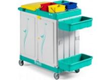TTS-Nagic-Line- 310E-Elegance-wozek-serwisowy-higieniczny-do-sprzatania-na-brudna-czysta-bielizne