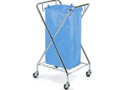 tts-dust-4011-wozek-higieniczny-zamykany-skladany-na-odpady-na smieci-i-na-brudna-bielizne