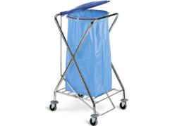 tts-dust-4020-wozek-higieniczny-zamykany-skladany-na-odpady-na smieci-i-na-brudna-bielizne