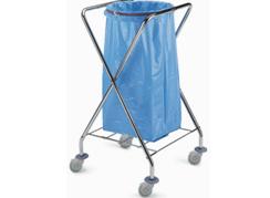 tts-dust-4021-wozek-higieniczny-zamykany-skladany-na-odpady-na smieci-i-na-brudna-bielizne