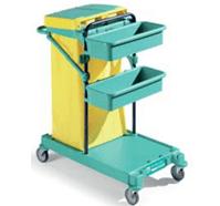 tts-green-line-50-wozek-serwisowy-na-brudna-bielizne-higieniczny-do-sprzatania-i-dezynfekcji