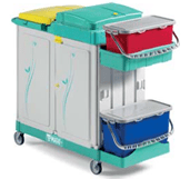tts-magic-system- 760-e-elegance-wozki-serwisowe-do-sprzatania-i-do dezynfekcji-szpitalne-zamykane-eliminuja-zakazenia-krzyzowe-higieniczne-na-brudna-bielizne