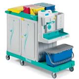 tts-magic-system-880e-elegance-wozki-serwisowe-do-sprzatania-i-do dezynfekcji-szpitalne-zamykane-eliminuja-zakazenia-krzyzowe-higieniczne-na-brudna-bielizne